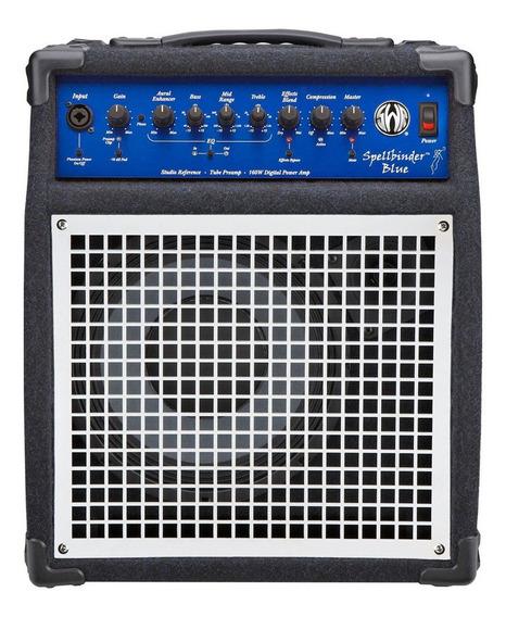 Amplificador Bajo Swr Spellbinder 160w 1 X 10 Envio Btq# Fcs