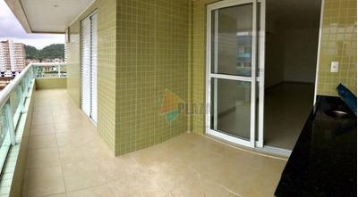 Apartamento Residencial À Venda, Canto Do Forte, Praia Grande. - Ap8318