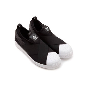 adidas Slip On Elástico Kit 2 Pares 100% Original Com Caixa
