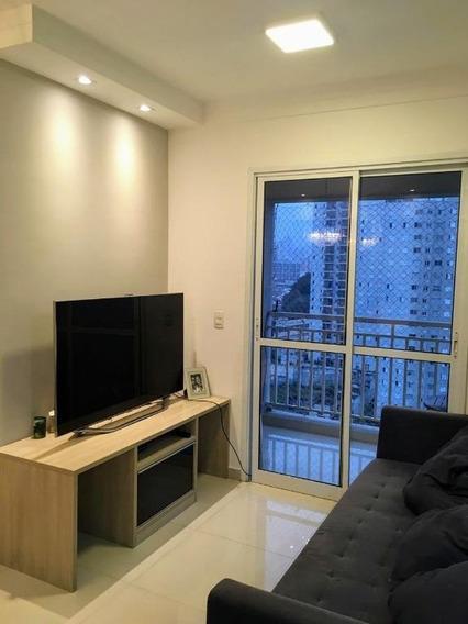 Apartamento Com 2 Dormitórios À Venda, 50 M² Por R$ 350.000 - Parque São Jorge - São Paulo/sp - Ap4883