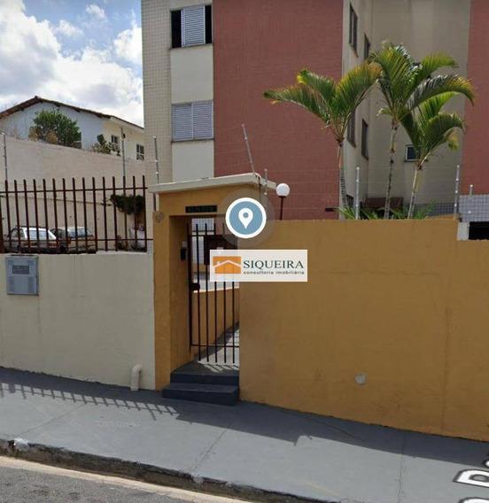 Apartamento Com 2 Dormitórios, 47 M² - Venda Por R$ 160.000 Ou Aluguel Por R$ 900/mês - Jardim Das Magnólias - Sorocaba/sp - Ap1549