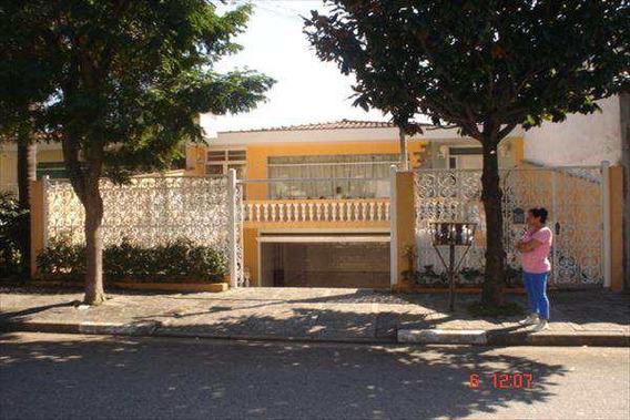 Casa Em São Paulo Bairro Jardim Taboão - V1348