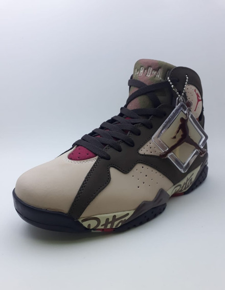 Tênis Patta X Air Jordan 7 Masculino Comprado E Nunca Usado