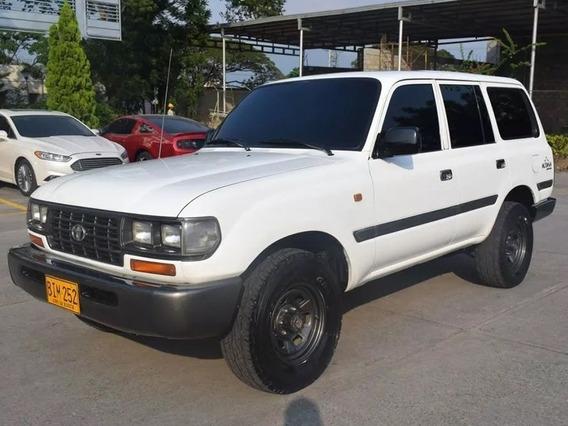 Toyota Autana Fzj 80