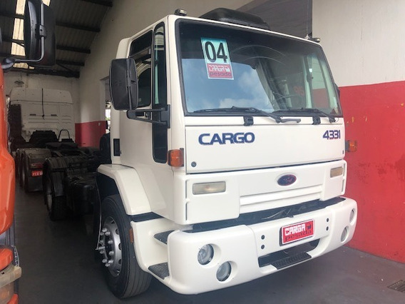 Ford Cargo 4331 Cabine Leito 4x2 = 19320 18310 4532 1933