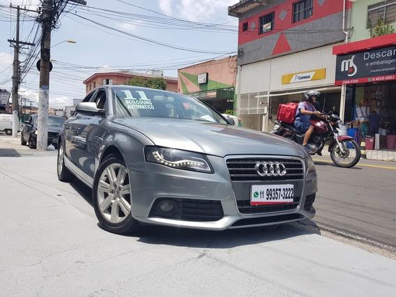 Audi A4 2.0 Tfsi Ambiente Multitronic 4p 2011