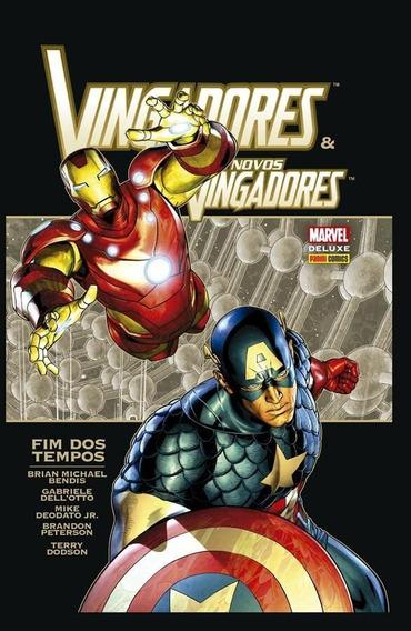 Vingadores & Novos Vingadores: Fim Dos Tempos - Capa Dura