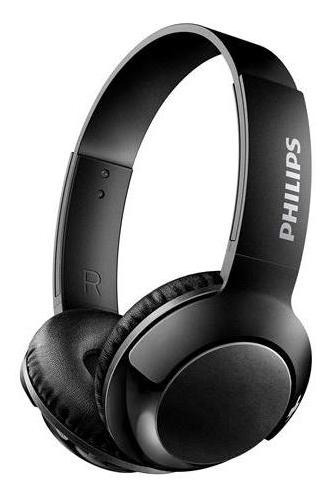 Headphone Philips Shb3075bk Com Bass+ Mic E Bluetooth