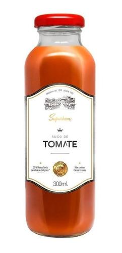 Imagem 1 de 1 de Suco De Tomate Integral 300ml