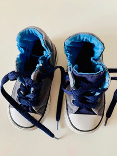 Zapatillas Converse Niño Botitas
