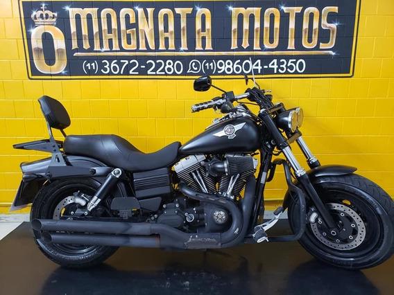 Harley Davidson Fat Bob 1600 2012 Km 68.000
