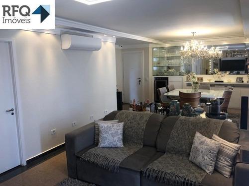 Imagem 1 de 30 de Venda De Apartamento De Alto Padrão No Jardim Da Gloria - Rua Doutor Dolzani - Ap02393 - 69335523
