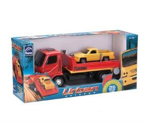 Caminhão Urban Guincho Roma Brinquedos