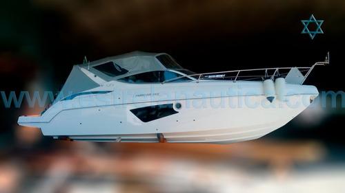 Lancha Phantom 303 Barco Iate Ferretti Azimut Intermarine
