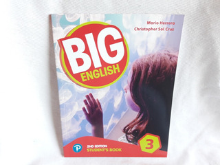 Big English 3 Students Book 2nd Edition Pearson