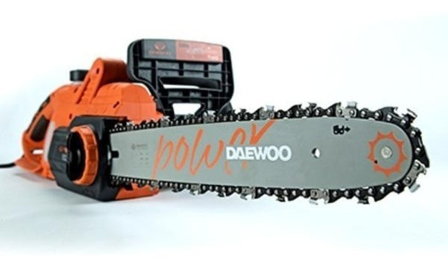 Motosierra Electrica Electrosierra Daewoo 2200w 406mm 16''