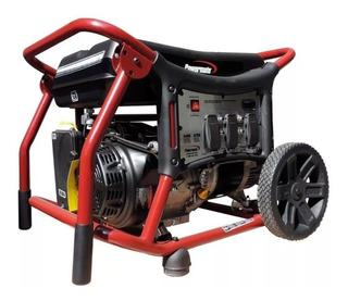 Generador Eléctrico Powermate 5400w 420 Cc Gasolina 26 Lt