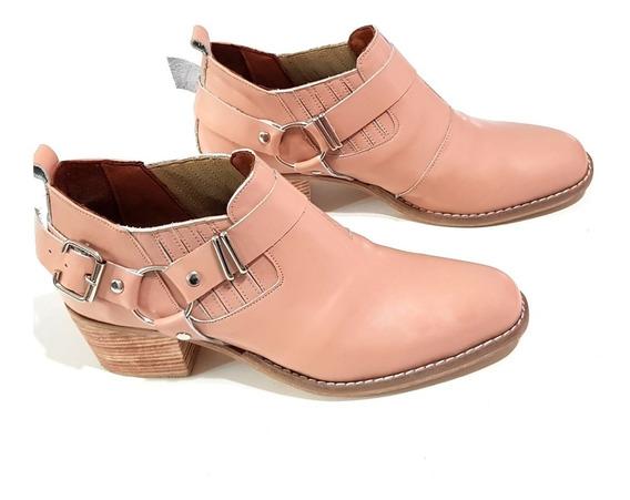 Botas Texanas Números 41 42 43 44 Zinderella Shoes Art 0638