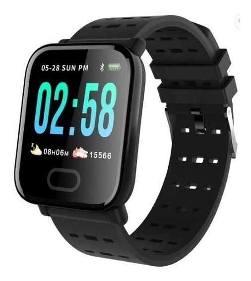 Relogio Fitness Cronometro Mostra Sua Localizaçao Gps