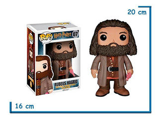 Funko Pop! 07 Rubeus Hagrid Harry Potter Original - Candos