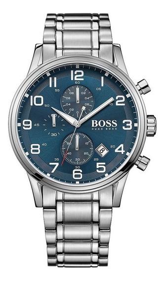 Relógio Masculino Hugo Boss Hb1513183 Caixa E Manual