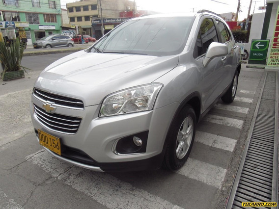 Chevrolet Tracker Lt Full Equipo
