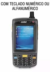 Lote 10 Coletores De Dados Symbol/moto Mc70 1d/2d Wifi + Bt