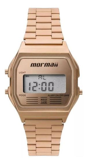 Relógio Mormaii Maui Unissex Mojh02ai/4j Original Barato