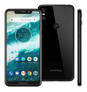 Smartphone One Dual Sim 64gb 5.9 Polegadas Motorola Xt1941-4