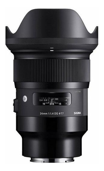 Lente Sigma Art 24mm F 1.4 - Sony E-mount