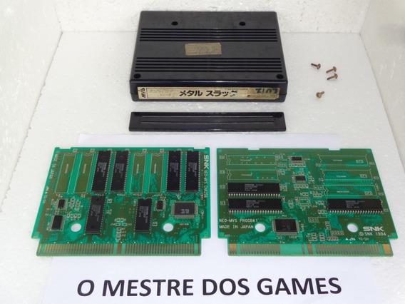 Metal Slug Original Para Neo Geo Mvs