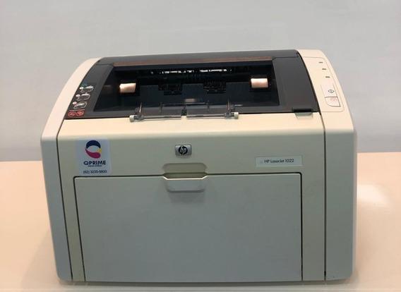 Impressora Hp1022 + Toner