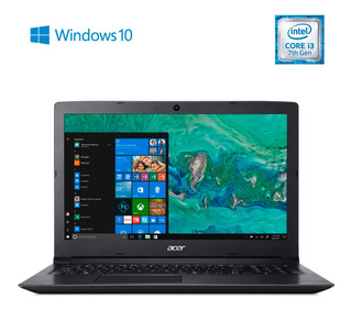 Notebook Acer 15,6 I3 4gb 1tb A315-53-354f