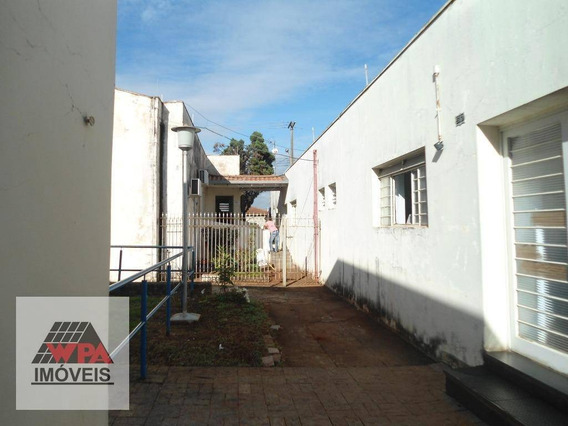 Salão Comercial Para Locação, Vila Cordenonsi, Americana - Sl0245. - Sl0245