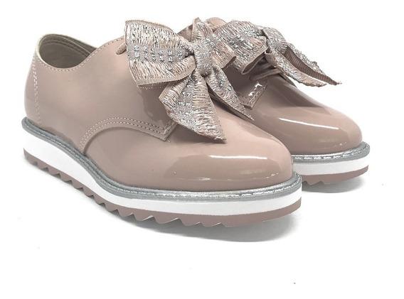 Sapato Molekinha Oxford 2510.417