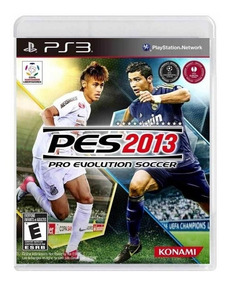 Pro Evolution Soccer 2013 Ps3 Pes 13 Lacrado Mídia Física