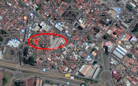 Rua Voluntario Otto Gomes Martins, Jardim Soljumar, Sertãozinho - 271383