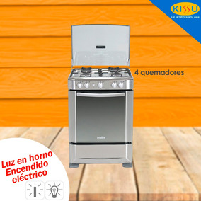 Cocina Mabe A Gas 4q Grill 60cm Enc Electrico + Cilindro