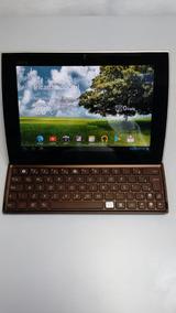 Tablet Eee Asus Lindo! Modelo Com Teclado Deslizante