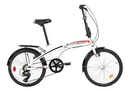 Bicicleta Topmega Folding Plegable Rod.20