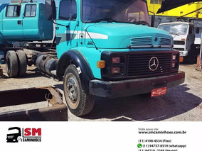 Mercedes Benz Mb 1113 Toco Dh No Chassi