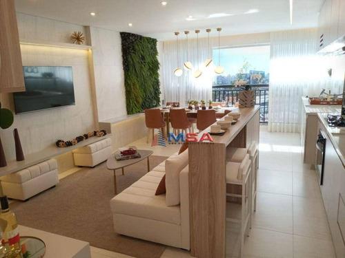 Imagem 1 de 14 de 3 Dormitórios Com Suíte Novo Na Barra Funda - Ap10380