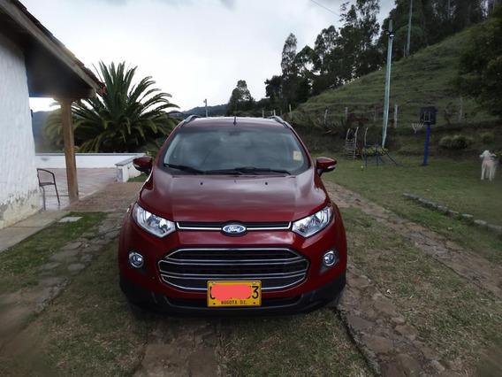 Ford Ecosport Ecosport Titanium Au