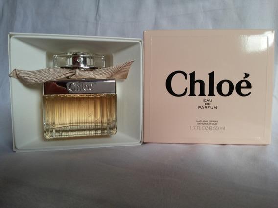 Perfume Importado Chloé Edp Original 50ml