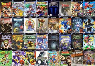 Juegos De Gamecube, Game Cube