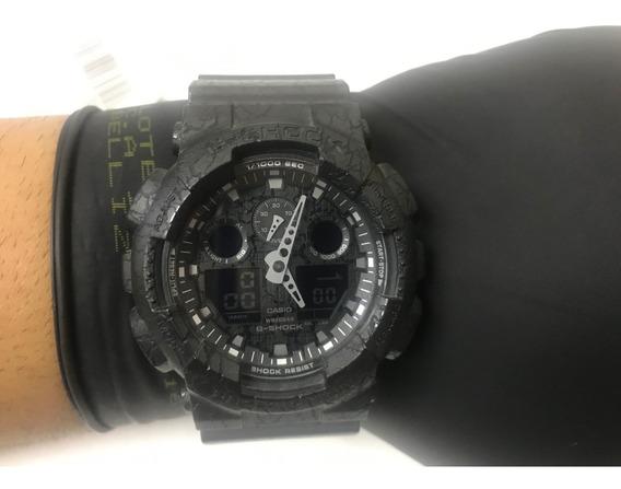 Relógio Casio Gshock Ga100cg1adr Original Dos Estados Unidos