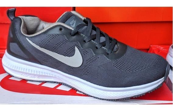 Zapatos Nike Zoom Grey/white Tallas 39 40 41 42 (30usd)