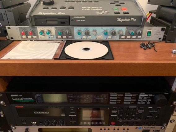 Pré Amplificador Amek 9098 Projetado Por Rupert Neve Top