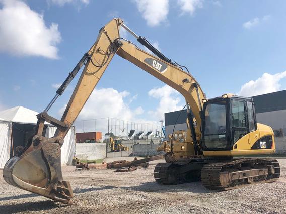Escavadeira Caterpillar 312cl- 2007= Cx240c,cx350c,cx370c