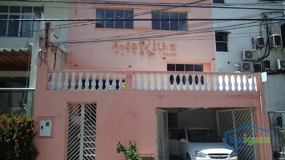 Casa Comercial Para Locação, Barra, Salvador. - Ca0125